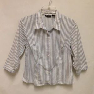 At Last Button Down Shirt (Women's Or Juniors)